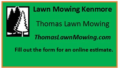Lawn Mowing Kenmore Washington State